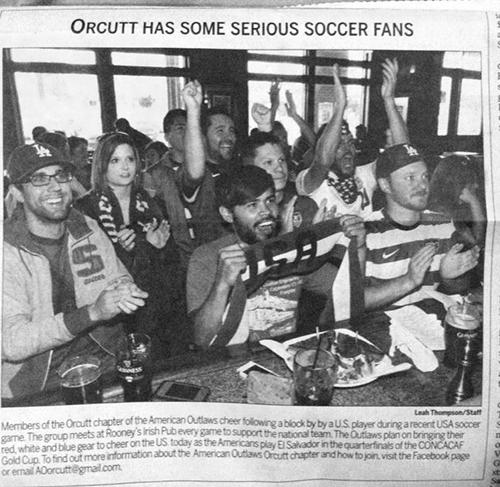American Outlaws Orcutt Santa Maria Times